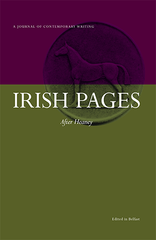 Irish Pages (After Heaney)